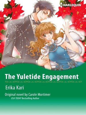 cover image of The Yuletide Engagement