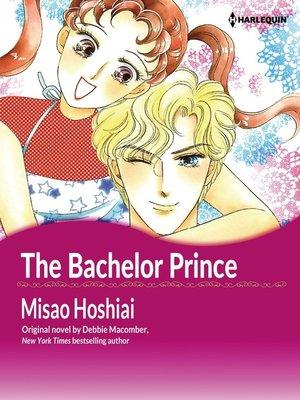 cover image of The Bachelor Prince