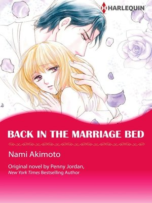 cover image of Back in the Marriage Bed