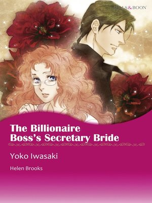 cover image of The Billionaire Boss's Secretary Bride