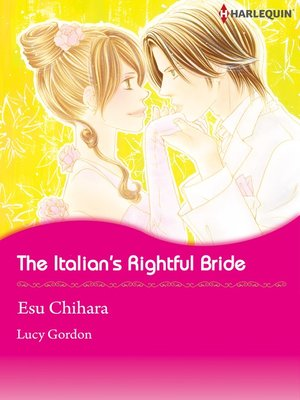 cover image of The Italian's Rightful Bride