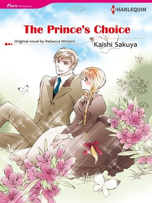 cover image of The Prince's Choice