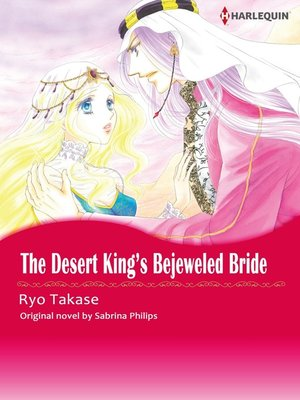 cover image of The Desert King's Bejewelled Bride