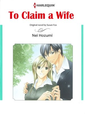 cover image of To Claim a Wife