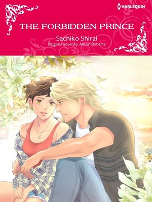 cover image of The forbidden Prince