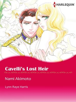 cover image of Cavelli's Lost Heir