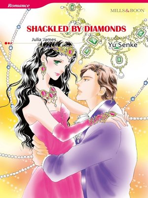 cover image of Shackled by Diamonds (Mills & Boon)