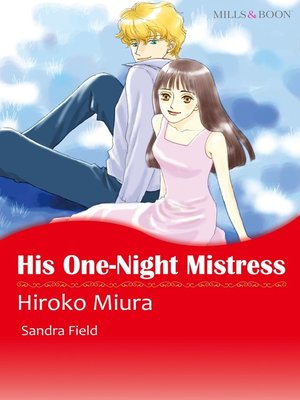 cover image of His One-night Mistress