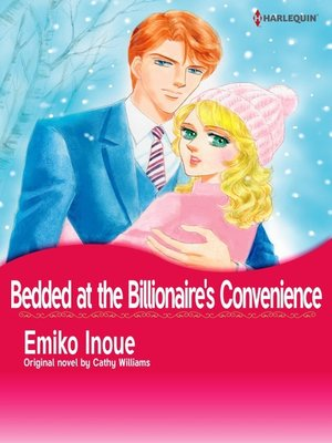 cover image of Bedded at the Billionaire's Convenience