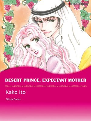 cover image of Desert Prince, Expectant Mother