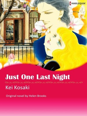 cover image of Just One Last Night