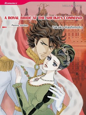 cover image of A Royal Bride at the Sheikh's Command (Mills & Boon)