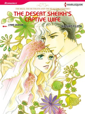 cover image of The Desert Sheikh's Captive Wife