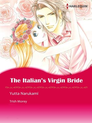 cover image of The Italian's Virgin Bride