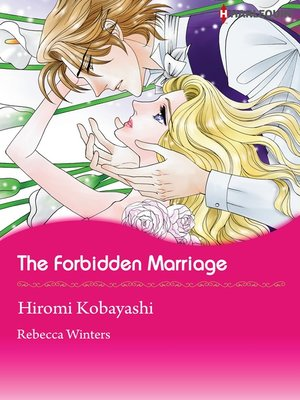 cover image of The Forbidden Marriage