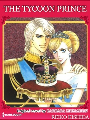 cover image of The Tycoon Prince