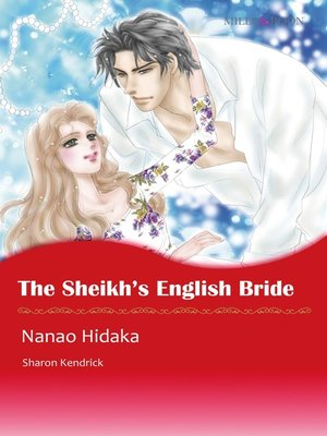 cover image of The Sheikh's English Bride