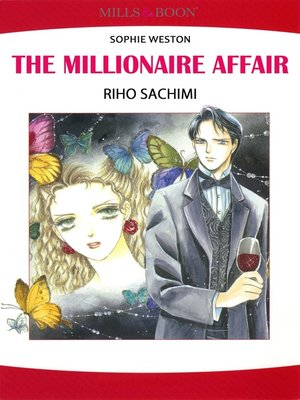 cover image of The Millionaire Affair (Mills & Boon)