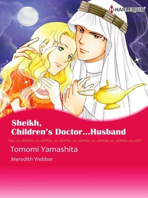 cover image of Sheikh, Children's Doctor... Husband