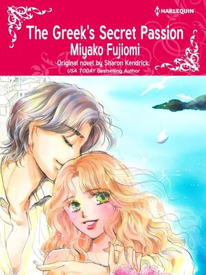 cover image of The Greek's Secret Passion