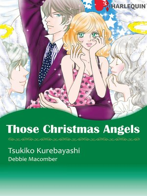 cover image of Those Christmas Angels