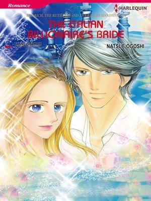 cover image of The Italian Billionaire's Bride