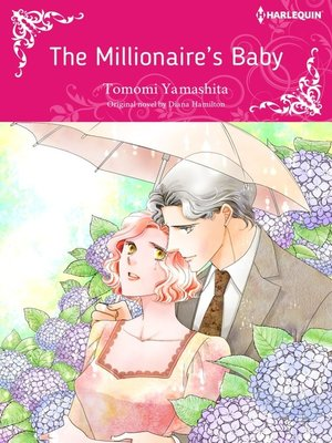 cover image of The Millionaire's Baby