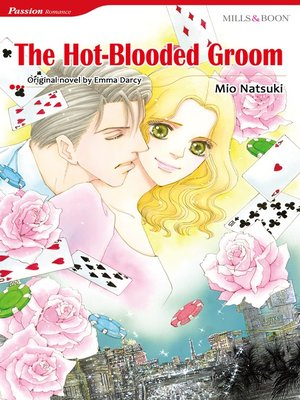 cover image of The Hot-Blooded Groom (Mills & Boon)