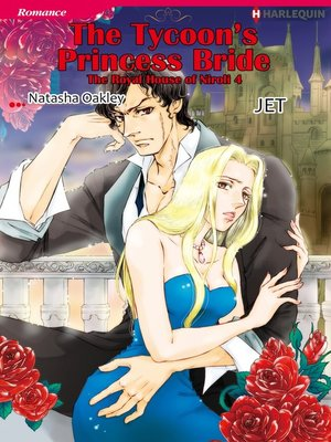 cover image of The Tycoon's Princess Bride