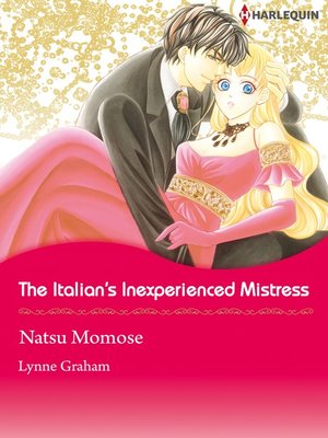 cover image of The Italian's Inexperienced Mistress