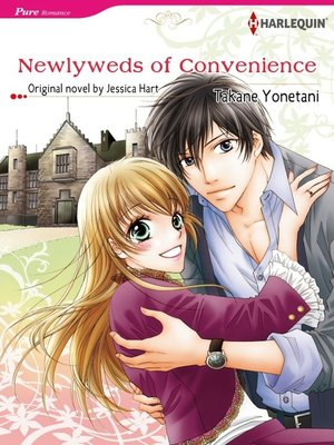 cover image of Newlyweds of Convenience