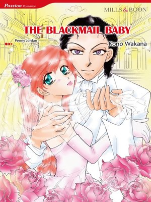 cover image of The Blackmail Baby (Mills & Boon)