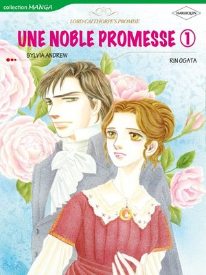 cover image of Une Noble Promesse, Volume 1