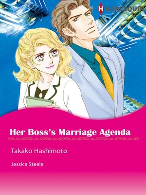 cover image of Her Boss's Marriage Agenda