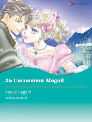 cover image of An Uncommon Abigail