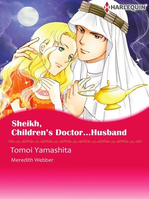 cover image of Sheikh, Children's Doctor...Husband