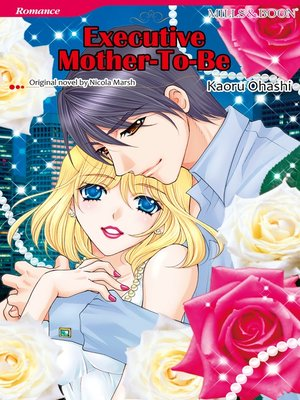 cover image of Executive Mother-to-Be (Mills & Boon)
