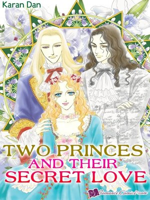 cover image of Two Princes and Their Secret Love