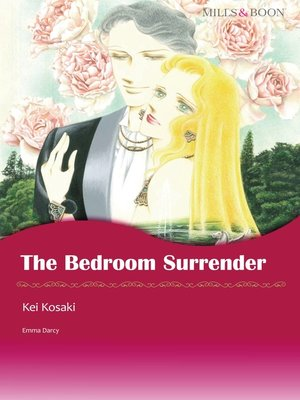 cover image of The Bedroom Surrender (Mills & Boon)