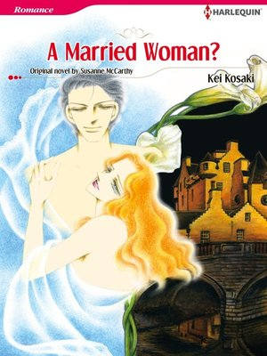 cover image of A Married Woman?