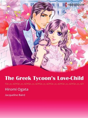 cover image of The Greek Tycoon's Love-Child