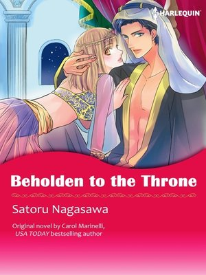 cover image of Beholden to the Throne