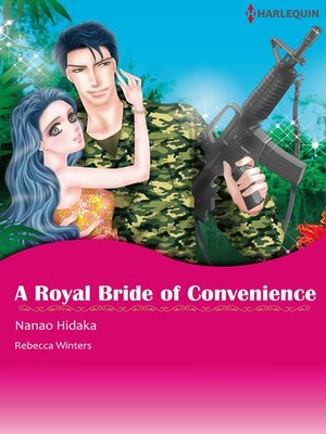 cover image of A Royal Bride of Convenience