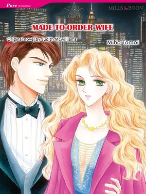 cover image of Made-to-Order Wife (Mills & Boon)