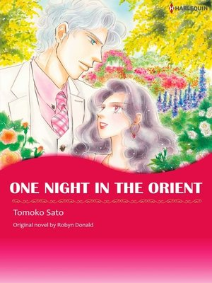 cover image of One Night in the Orient