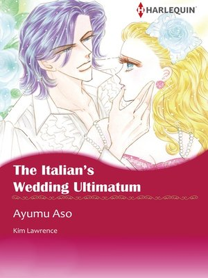 cover image of The Italian's Wedding Ultimatum