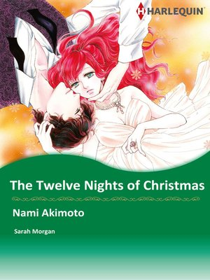 cover image of The Twelve Nights of Christmas