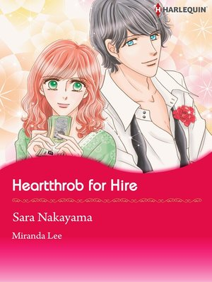 cover image of Heartthrob for Hire