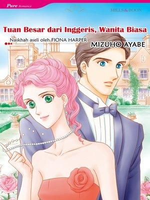 cover image of Tuan Besar Dari Inggeris, Wanita Biasa