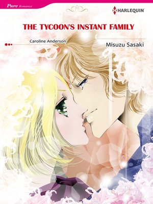 cover image of The Tycoon's Instant Family